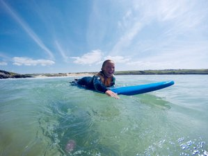 3 Days Spring and Autumn Special Surf Taster Course in Newquay, UK