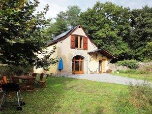 8 jours en stage de yoga et massages pour un retour vers soi à Ance-Féas, Pyrénées-Atlantiques