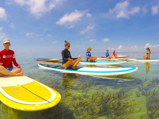 2 Days SUP Yoga Teacher Training in Bali