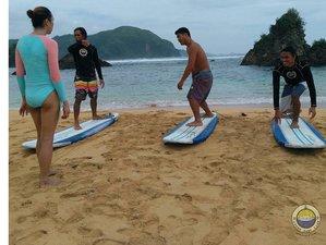 7 Days Unlimited Surf Camp in Puraran Beach, Baras, Philippines