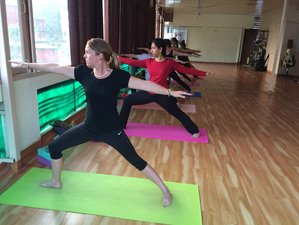 42-Daagse 300-urige Yoga Docententraining in Rishikesh, India