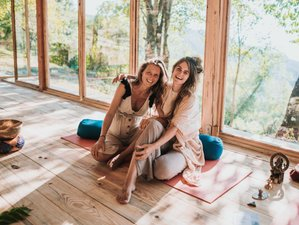 6 Day Relax and Reconnect Yoga Holiday in Borgo di Gello, Tuscany