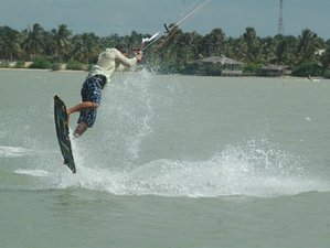 6 Days Kitesurfing Surf Camp Sri Lanka