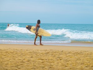 6 Days Invigorating Surf and Yoga Retreat Arugam Bay, Sri Lanka