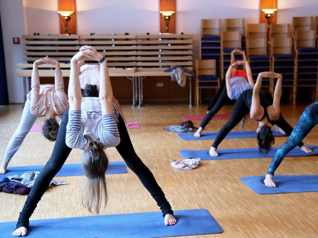 6 Days Snow, Outdoor and Yoga Retreat in Austria