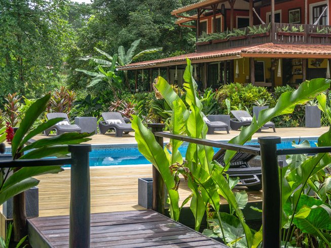 8 Days ReSource Your Life Surf & Yoga Retreat in Panama