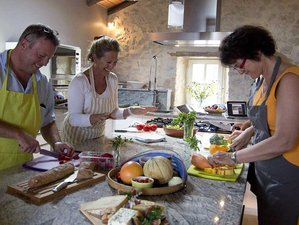 5 Day Luxury Gourmet Cooking Holidays in Lot-et-Garonne, South West France