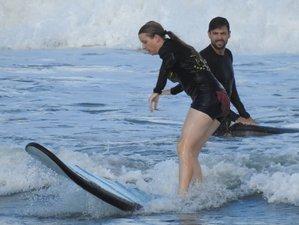 4 Day Yoga & Surf Beach Holiday in Estoril, Portugal