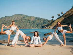 21 Day 200 Hours Hatha Yoga Vinyasa Teachers Training in Rawai, Phuket