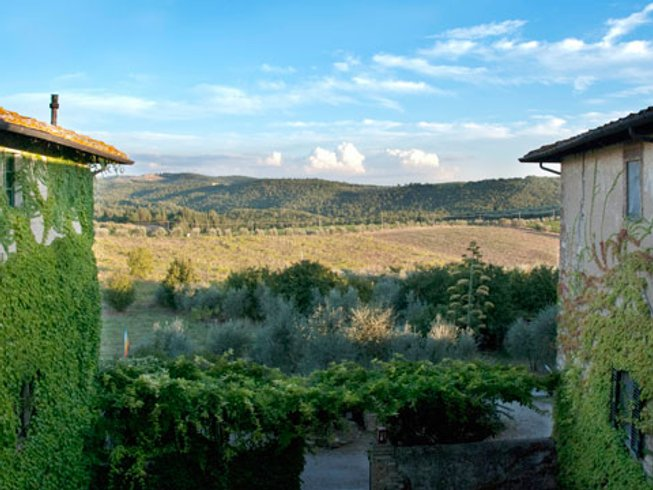 8 Tage Kundalini und Ashtanga Yoga Retreat in der Toskana, Italien