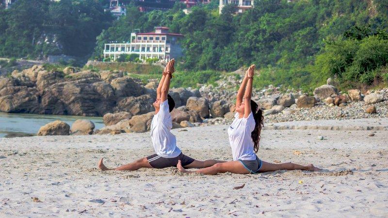 60 Days 500 Hour Ashtanga and Vinyasa Flow Yoga Teacher