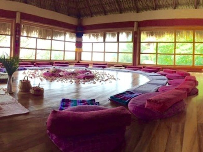8 Days Self-Discovery Meditation and Yoga Retreat in Solola Department, Guatemala