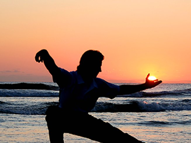 7 Days Tai Chi Taoist Yoga Retreat in Greece