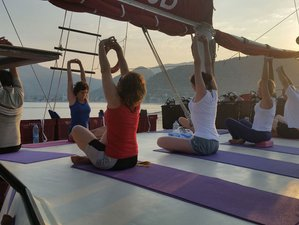 8 Days Sailing and Yoga Retreat in Turkey