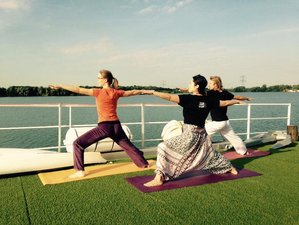 3 Days Relaxing Meditation Yoga Retreat in the Netherlands