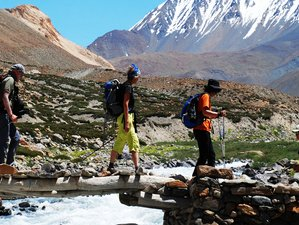 11 Days Adventure Yoga Holiday in Ladakh, India
