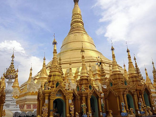 12 Days Cultural Immersion and Yoga Retreat in Burma