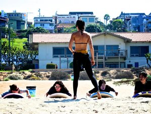 5 Days Martial Arts and Surf Camp in California