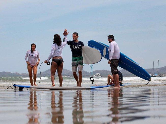 7 Days Budget Surf Camp Tamarindo, Costa Rica