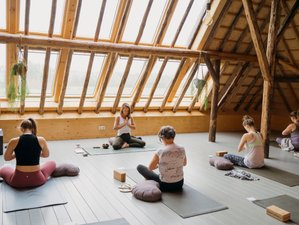 5 Day Nourish Your Soul Retreat with Yoga and Lifestyle in Hippolytushoef