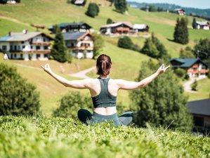 4 Day Yoga Holiday in Hirschegg, Kleinwalsertal