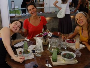 6 Day Raw Food and Yoga Holiday in Ubud, Bali