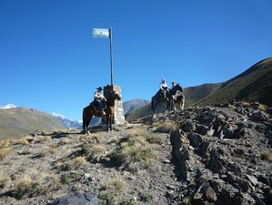 6 Days Cross of the Andes Horse Riding Holiday in Argentina