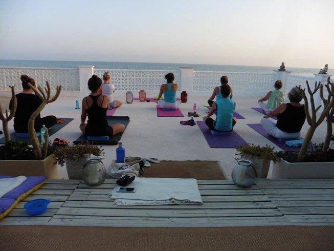 8 Tage Spanischunterricht, Pilates und Yoga Retreat in Murcia, Spanien