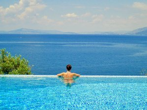 7 Day Dolphins Leap Relaxing Yoga Holiday in Pelion