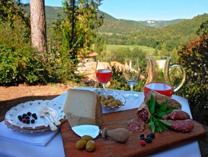5 Day La Casella Flavors of Umbria and Toscana Cooking Holiday in Terni