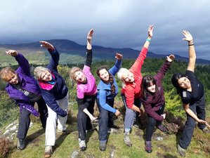 4 Days Scottish Walking, NLP Coaching, and Yoga Holiday in the UK