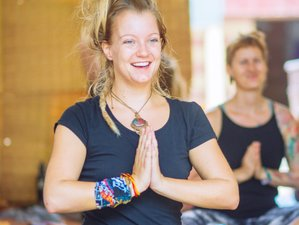 10 jours en stage de yoga au nouvel-an, Cambodge