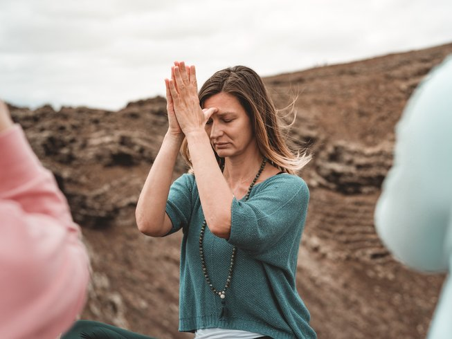 Profesorado de yoga 500 horas