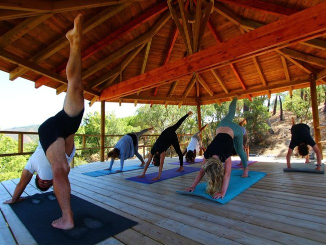 4 Days Eco-Friendly Yoga Holiday in Aljezur, Portugal