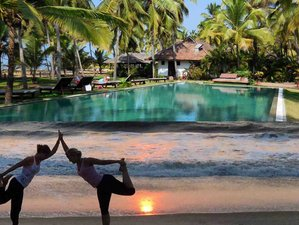 9 Days Winter Sun, Self-Care, and Yoga Holiday in North Kerala, India