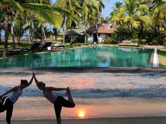 7 Days India Yoga Retreat