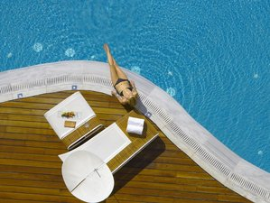 6-Day Luxury Spa Detox, Pilates and Yoga Holiday in Beach Hotel, Greece