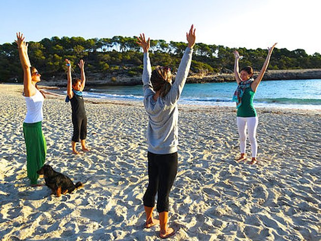 6 Days Chill Out Detox and Yoga Retreat in Spain