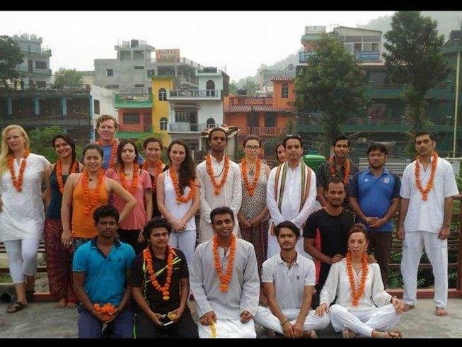 14 Days Ayurveda and Yoga Retreat in Rishikesh, India