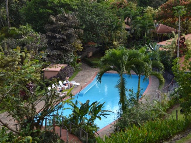 7 Days Harmonizing Yin and Yang Meditation and Yoga Retreat in Alajuela Province, Costa Rica