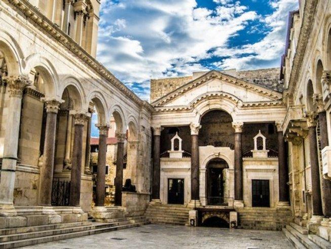 8 jours en stage de yoga, croisière et méditation à Split, Croatie