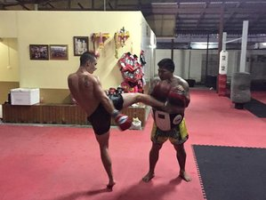 1 Month Muay Thai Training Camp in Thailand