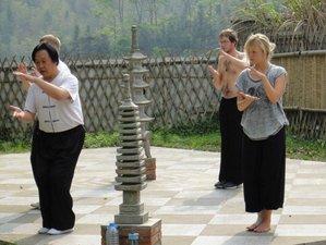 1 Month Weight Loss Holiday & Kung Fu Training in Dali, Yunnan
