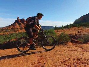 3 Days Black Canyon Trail Mountain Bike Tour in Arizona, USA