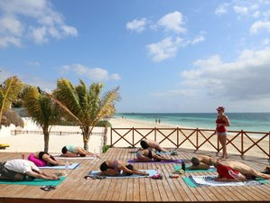7 Days Christmas 2020 Hot Yoga Holiday in Puerto Morelos, Mexico