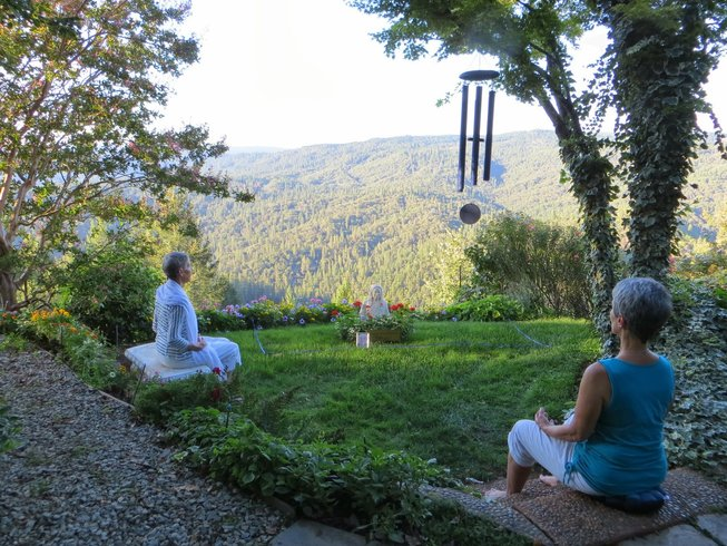 4 Days Personal Meditation and Yoga Retreat in California