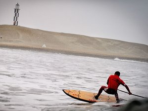 8 Day Stand Up Paddle Clinic in Pacasmayo, Talara