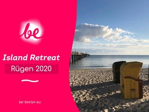 7 Day Be Better Yoga Summer Island Holiday in Rügen with Kerstin Linnartz