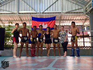 14 Days Kun Khmer Training Camp in Siem Reap, Cambodia