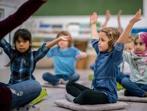 5 Week Comprehensive 60-Hour Accredited Online Children Yoga Teacher Training Course